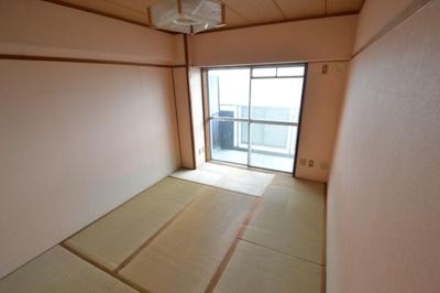 【寝室】六甲北中ビル