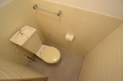 【トイレ】六甲北中ビル