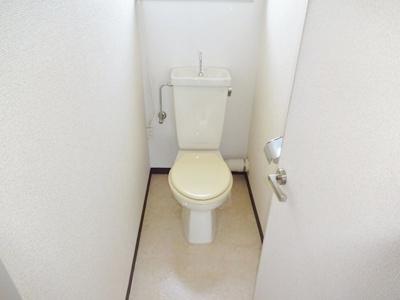 【トイレ】コーポグローリ