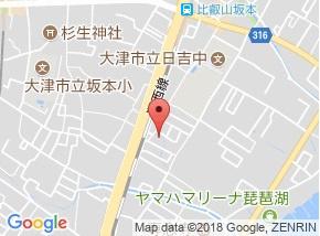 【地図】コーポグローリ