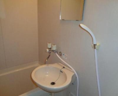 【浴室】City Tafusa Buil