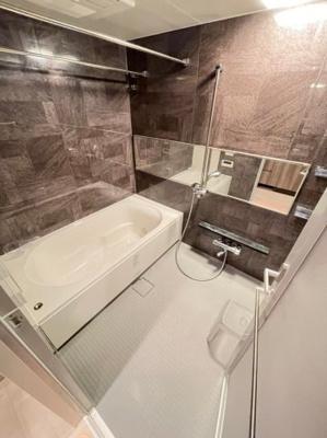 【浴室】ザ・ファインタワー梅田豊崎