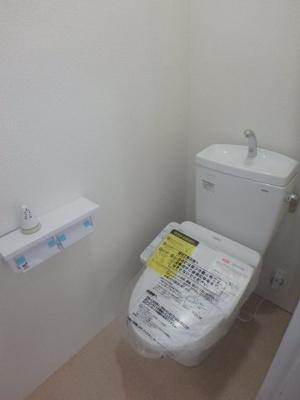 岡山市南区浜野 浜野コーポ 1K トイレ