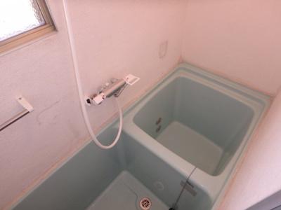 岡山市南区浜野 浜野コーポ 1K 風呂