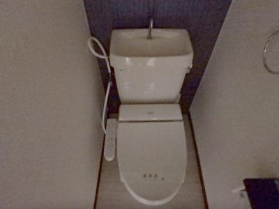 【トイレ】ベルクール