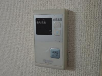 【設備】ガーデン北青木