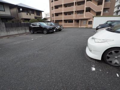 【駐車場】ガーデン北青木