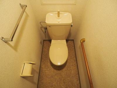 【トイレ】ガーデン北青木