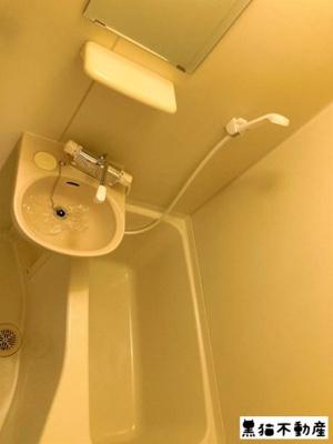 【浴室】ルミエール芳野