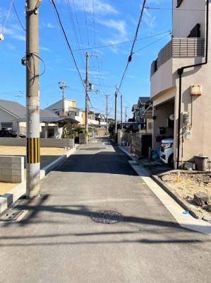 堺市中区八田寺町(八田荘小学校)
