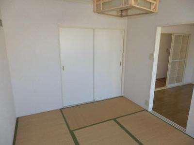 【寝室】コンフォートハイム