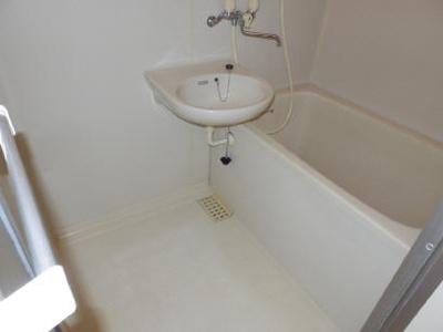 【浴室】コンフォートハイム