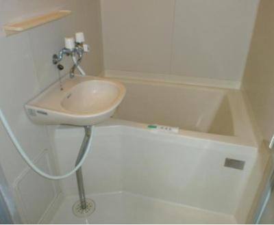 【浴室】リバーパーク・