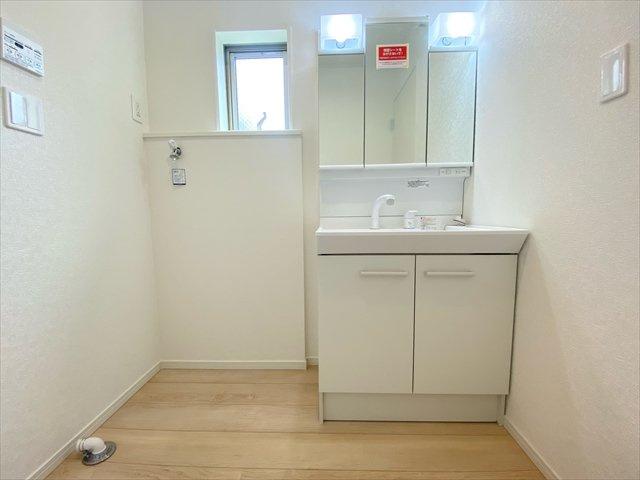 【洗面所】新築一戸建て「小田原市飯泉第21」全1棟
