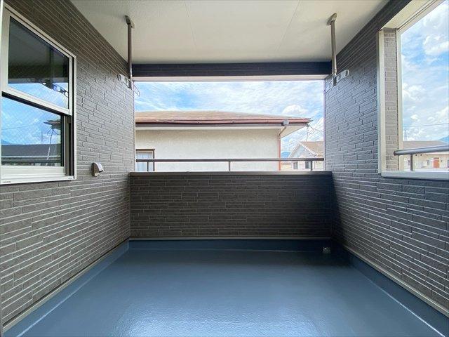 【バルコニー】新築一戸建て「小田原市飯泉第21」全1棟