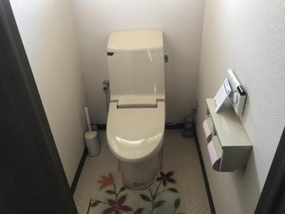 【トイレ】藤岡市中島の中古戸建