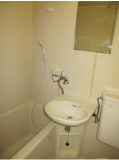 【浴室】照味ビル