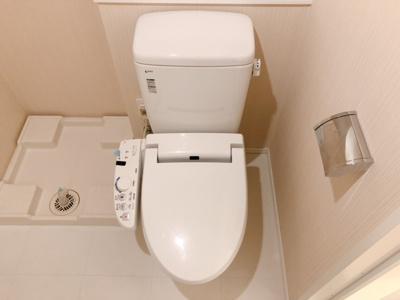 【トイレ】パークハビオ駒沢大学