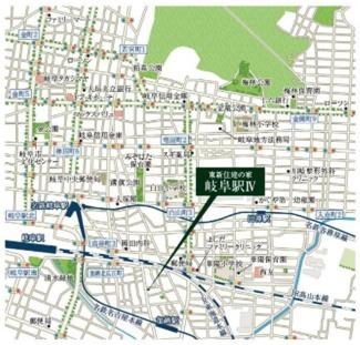 岐阜市松鴻町 新築建売全1棟 JR岐阜駅まで徒歩10分圏内の立地の良さ 駐車場1台確保 電車通勤させている方オススメです♪