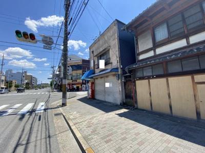 【外観】京都市下京区西七条南月読町