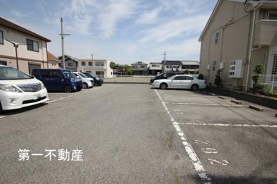 【駐車場】ソレアードガーデン1