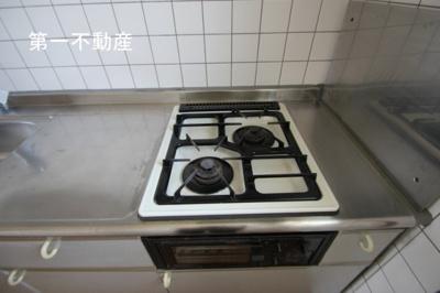 【キッチン】ソレアードガーデン1