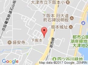 【地図】アビタシオン アン ソレイユ