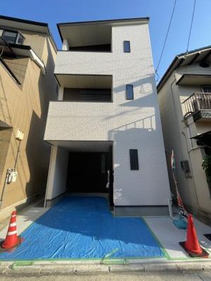 【外観】堺市中区土師町 新築戸建