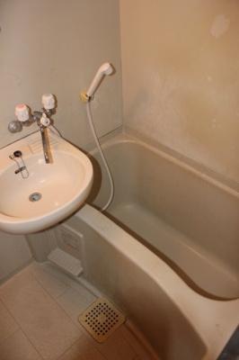【浴室】第一旭ビル