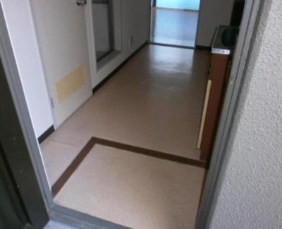 【玄関】ピアハウスかまたA棟