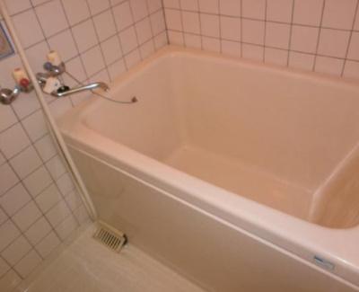 【浴室】ピアハウスかまたA棟