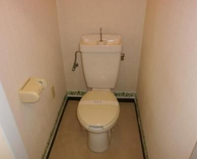 【トイレ】ピアハウスかまたA棟