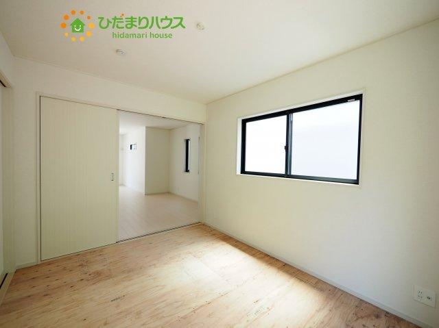 【洋室】水戸市文京1丁目 新築戸建 2号棟