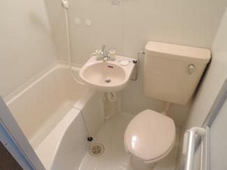 【浴室】マンションソーキⅠ