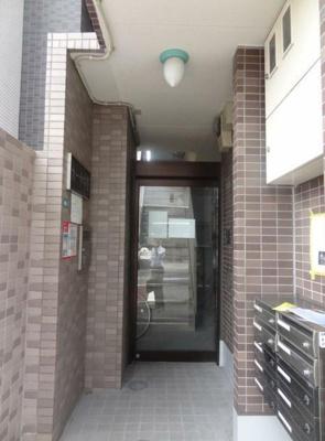 【エントランス】カーサ中野