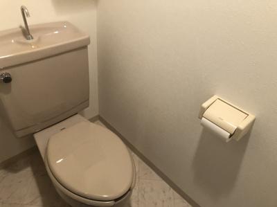 【トイレ】ベルパークシティL棟