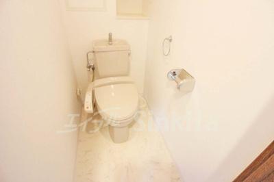 【トイレ】レスカーラ緑地公園
