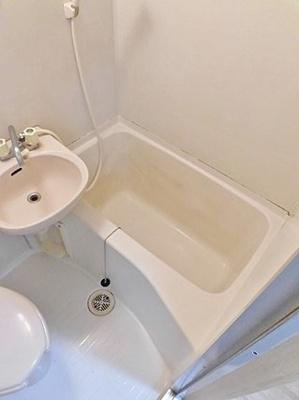 【浴室】ファーストピア