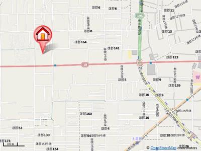 【地図】ラ・フィレッジ・S