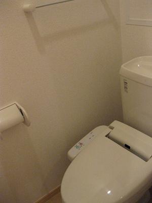 【トイレ】ラ・フィレッジ・S