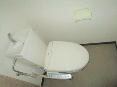 【トイレ】ドミール相模大野