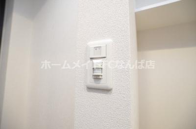 【設備】プレサンス松屋町ヴェルデス