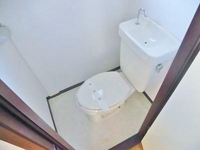 【トイレ】サンハイツB棟