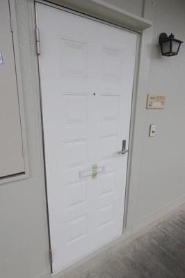 【玄関】ハイツトモ