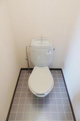 【トイレ】ハイツトモ
