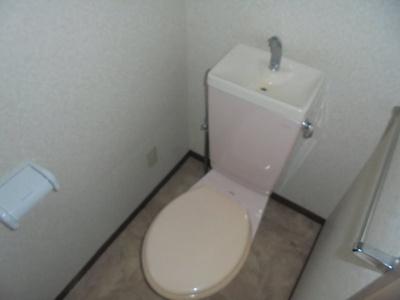 【トイレ】サンパティック8