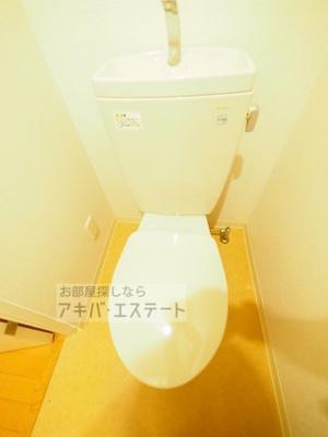 【トイレ】ベレッツァ・トーレ