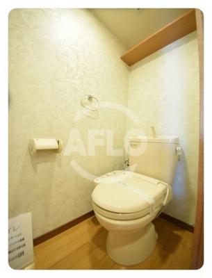 ル・パピヨン2 トイレ