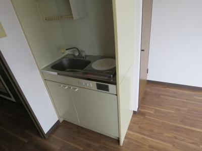【キッチン】メイプルヴィラ茨木II