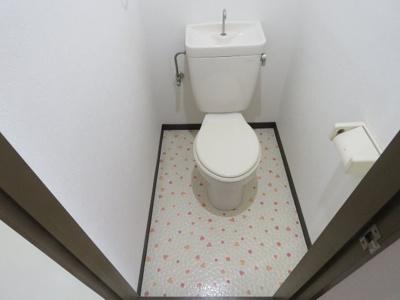 【トイレ】メイプルヴィラ茨木II